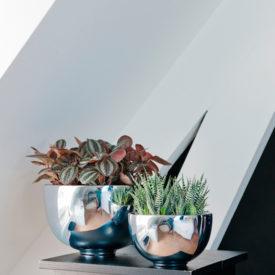 Чаша Петра платина Pottery Pots Нидерланды, материал файбергласс-фото 5