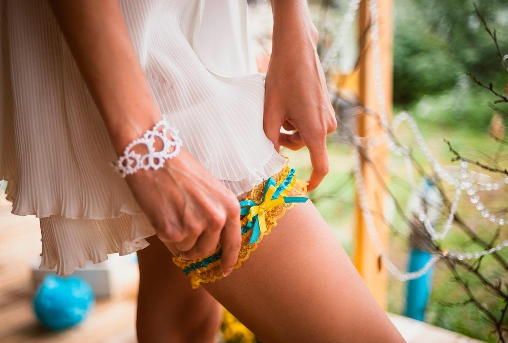Модные аксессуары невесты