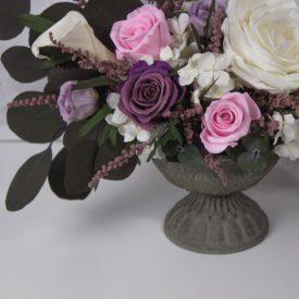 Интерьерная-композиция-в-античной-вазе