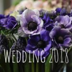 Fashion wedding color 2018