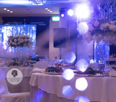 Сказочная свадьба в Marriott Grand Hotel 28.12.2017