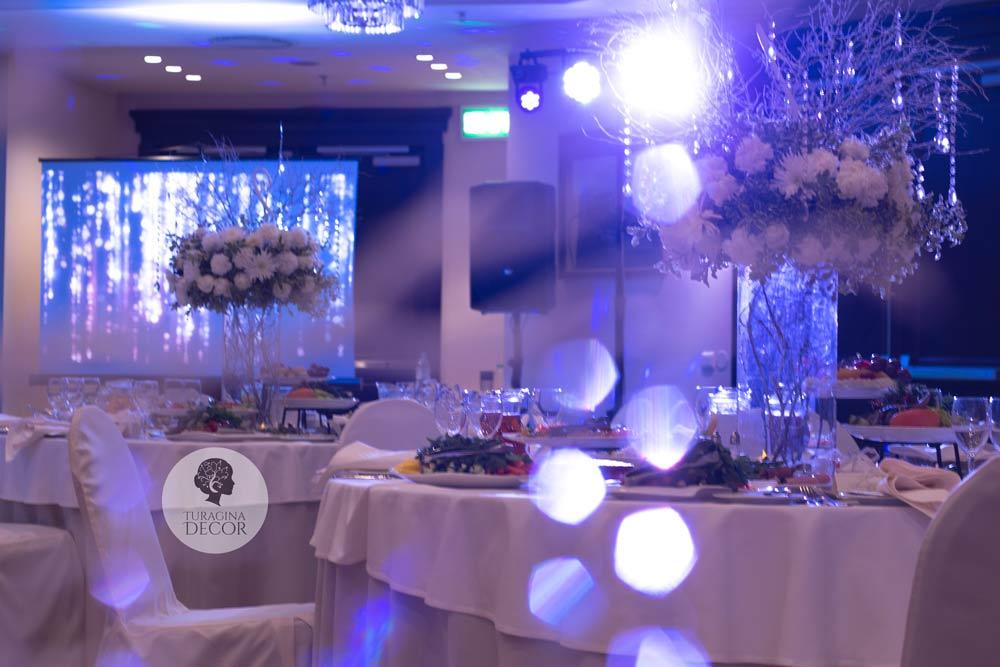 Шикарная свадьба в Marriott Grand Hotel