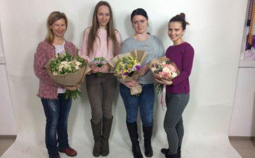 Букет-курсы-флористов