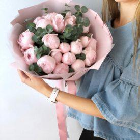 Розы как пион сорт