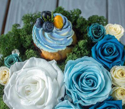 Опасная красота или Почему не стоит украшать торт живыми цветами