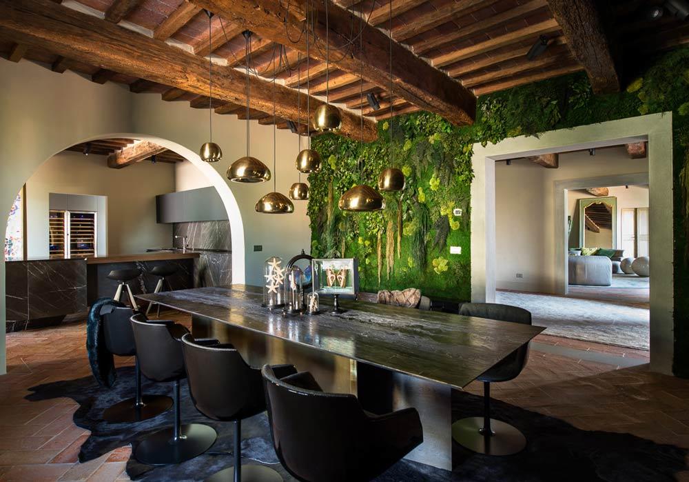 Стена-из-стаб-растений