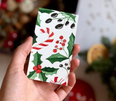 5 популярных рождественских растений