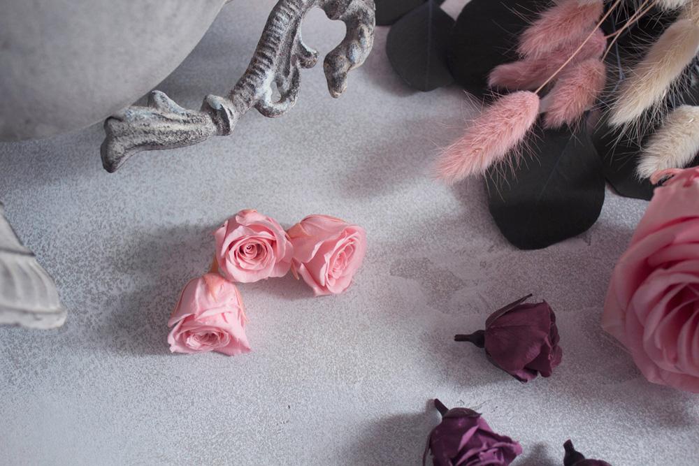 МК_композиция_в_античной_вазе_цветы_ваза