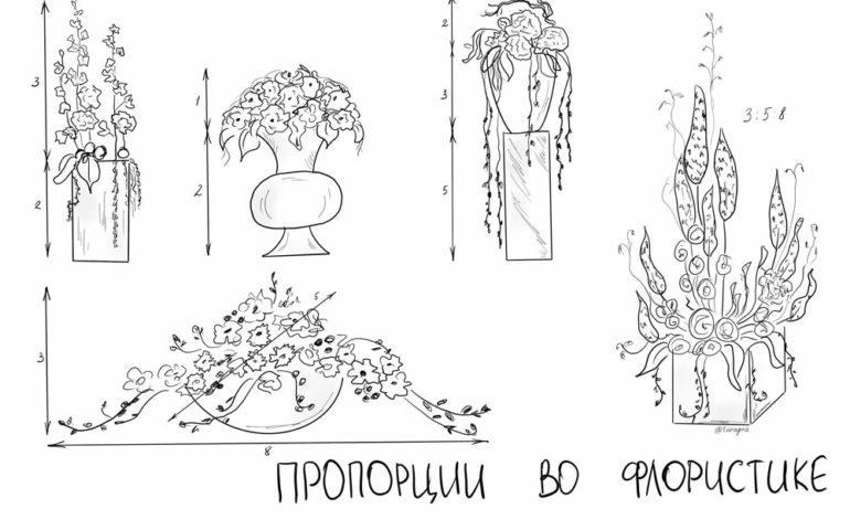 Пропорции_Во_Флористике