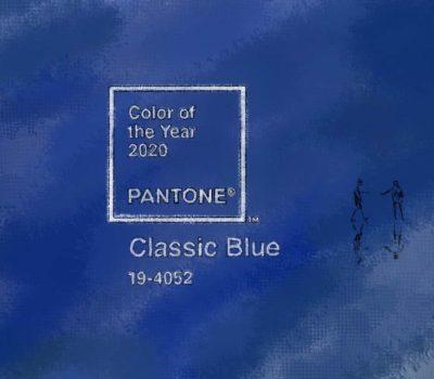 Pantone 2020 или самый модный цвет года