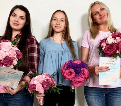 Наши выпускники – Школа флористики TURAGINA DECOR